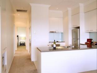 Toowoomba Central Plaza Apartment Hotel Toowoomba - Kitchen