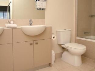 Toowoomba Central Plaza Apartment Hotel Toowoomba - Bathroom