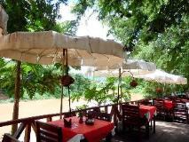Villa Ban Lakkham: restaurant
