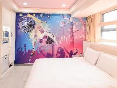 Hotel in Taiwan   Beethoven Express Hotel
