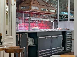 فندق بوتيك إتش10 فيلا دو لارينا مدريد - المطعم
