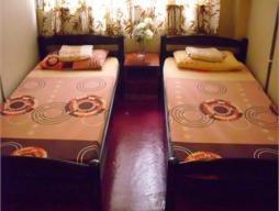 Habitación Twin - Baño compartido