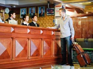 Hotel Luxury World Phnom Penh - Reception