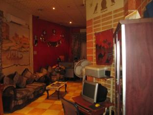 City Plaza Hostel Cairo - Pub/Lounge