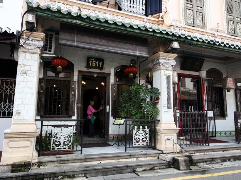 カフェ 1511 ゲストハウス2