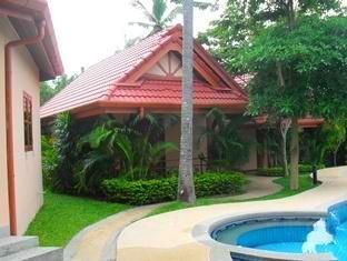Happy Elephant Resort Phuket - Hotel Aussenansicht