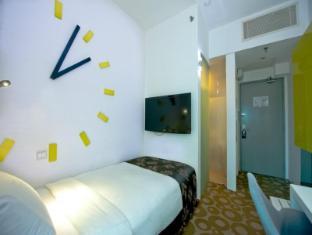 Ruemz Hotel Kuala Lumpur - Cubic Single (Standard Room)