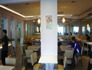 โรงแรมมะนิลา แอร์พอร์ต มะนิลา - ภัตตาคาร