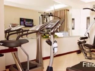 Golden Rose Hotel Ho Chi Minh City - Fitness Room