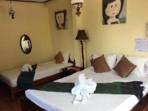 Villa Luang Sokxay: family deluxe room