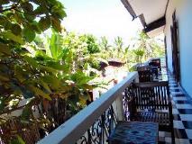 Villa Luang Sokxay: balcony/terrace