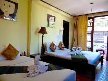 Villa Luang Sokxay: guest room