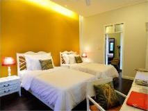 Villa Nagara: guest room