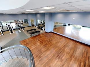 M Hotels - Tower A Kuching - Gimnasio