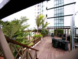 M Hotels - Tower A Kuching - Altan/Terrasse