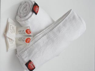 Tune Hotel – Kota Bharu City Centre Kelantan Kota Bharu - Towel and Amenities