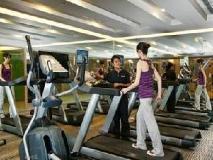 Fullon Hotel Kaohsiung: fitness room