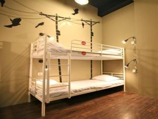Rucksack Inn @ Temple Street Singapore - Female Dormitory