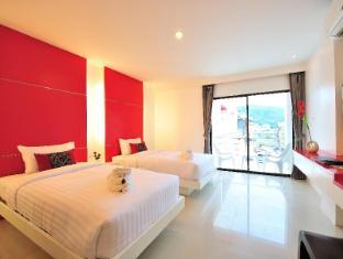 Alfresco Phuket Hotel Phuket - Kamar Tidur