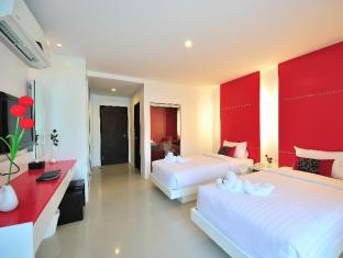 โรงแรมอัลเฟรสโก ภูเก็ต ภูเก็ต - ห้องพัก