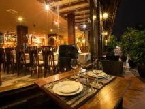 Salana Boutique Hotel: restaurant