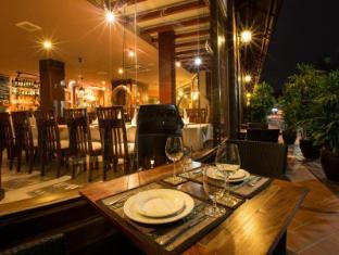 Salana Boutique Hotel Vientianas - Restoranas