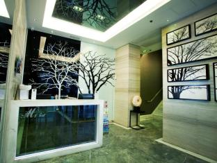 M1 Hotel Hong kong - Foyer