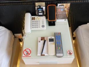 M1 Hotel Hongkong - Gjesterom