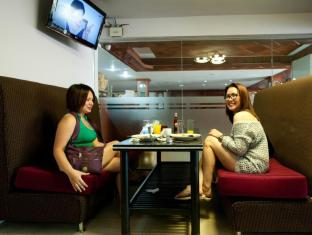 Na Na Hotel & Café Restaurant Phnom Penh - Restaurant
