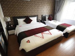 Hanoi Victory Hotel Hanoi - Family City View room