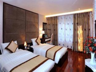 Hanoi Victory Hotel Hanoi - Konuk Odası