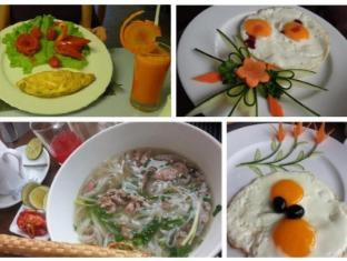 Hanoi Victory Hotel Hanoi - Daily Breakfast
