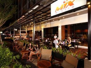 Centra Ashlee Hotel Patong Puketas - Restoranas