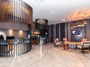Centra Ashlee Hotel Patong फुकेत - लॉबी