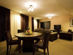 Felda Residence Kuala Terengganu Kuala Terengganu - 2 Bedroom - Living Area