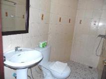 Luang Prabang River Lodge: bathroom