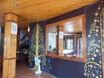 Luang Prabang River Lodge: reception