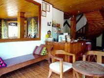 Luang Prabang River Lodge: lobby