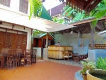 Luang Prabang River Lodge: restaurant