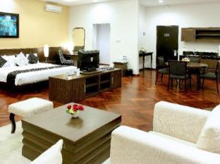 Grand Pacific Hotel Bandung - Kamar Tidur