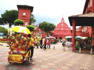 Hallmark Inn Malacca - View