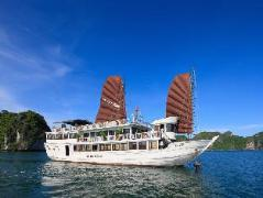 Halong Bai Tho Junks | Cheap Hotels in Vietnam