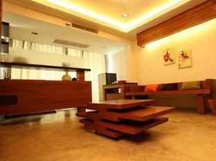 Baan Nueng Service Apartment Bangkok - Hotelli interjöör
