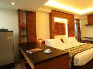 Baan Nueng Service Apartment Bangkok - Külalistetuba