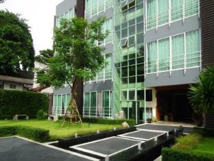 Baan Nueng Service Apartment Bangkok - Hotelli välisilme