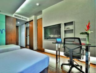 Galleria 10 Sukhumvit by Compass Hospitality Bangkok - Vrt