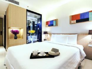 Vic3 Bangkok Bangkok - Studio Executive King Bed