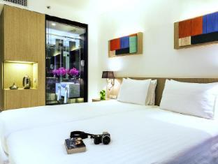 Vic3 Bangkok Bangkok - Studio Executive Twin Bed