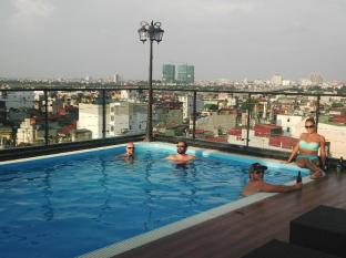 Tirant Hotel Hanoi - Rooftop pool