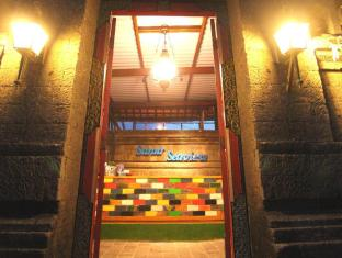 Sanur Seaview Hotel Bali - Entrance